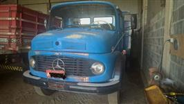 Caminhão Mercedes Benz (MB) 1113 ano 77