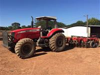 Trator Massey Ferguson 7140 4x4 4x4 ano 10