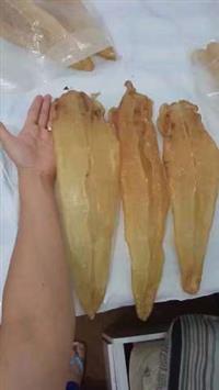 Grude de pescada amarela (1kg - 4 à 6 peças)