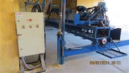 Máquina de serrar toras INDUSPAN / CASTOR PAM