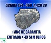 Motores a Diesel Retificados, com 01 ano de garantia