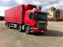Caminh�o Scania P 310 ano 14