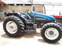 Trator Ford/New Holland TL 80 4x4 ano 00