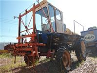 Trator Ford 6600 4x2 ano 82