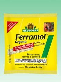 Lesmicida Orgânico Ferromol - Neudorff