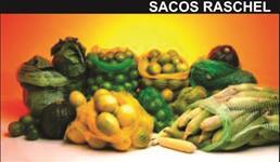 Sacaria para Laranja, Limão, Maracujá, Legumes e Hortaliças