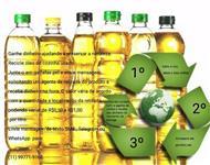 Compro e vendo óleo de fritura usado