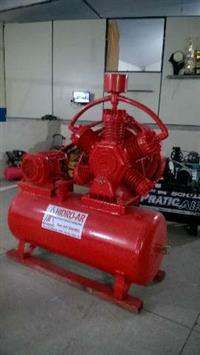Compressor 60 pés, 5 Cabeçote