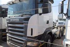 Caminhão Scania R 470 ano 12