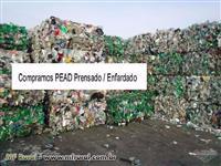GARRAFA PET - COMPRO ENFARDADO / PRENSADO