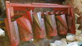 Vendo plataforma massey Ferguson modelo 1144 de 5 linhas de 90cm