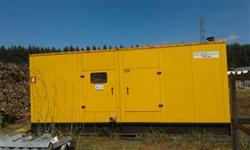 Gerador Diesel 450 KVA