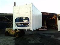 Containers refrigeradosm de 6m e 12m