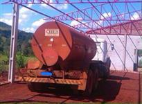 Tanque completo para esterco marca Soder 8000 litros