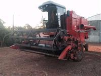 Colheitadeira Ideal 1175 + Cabinada + motor zerado + plataforma de milho + toda revisada!!!