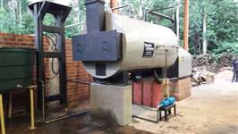 Caldeira horizontal 800kgv/h