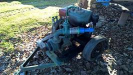 Motor De Irrigação Completo