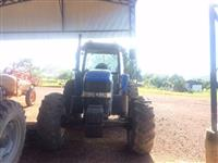Trator Ford/New Holland TM 7010 4x4 ano 08