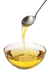 óleo de soja bruto
