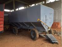 Carreta reboque maschietto 15 toneladas