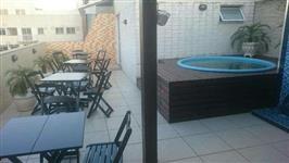 Cobertura Duplex Mobiliada - Campo Grande