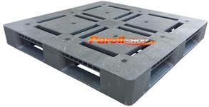 Pallet Palete Plástico 110x110x14 Capacidade 3000 Kg