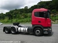 Caminhão Scania G 420 10