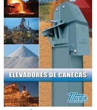 ELEVADOR DE CANECAS MARTIN SPROCKET