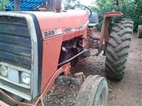Trator Massey Ferguson 265 4x2 ano 80