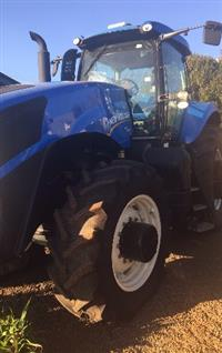 Trator New Holland T8.385 loucura ano 2015
