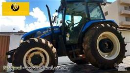 Trator Ford/New Holland Trator New Holland TL85 E 4X4 4x4 ano 13