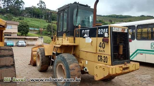 Pa Carregadeira CAT924