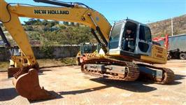 Escavadeira Hidraulica New Holland E215