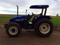 Trator Ford/New Holland TL 75 E 4x4 ano 10