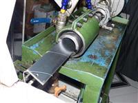 Maquina de fabricar telas semi automática