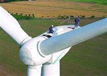 Grandes Turbinas Eólicas Chinesas