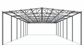 Barracões/Galpões/Estruturas metálicas