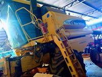 Colheitadeira TC 57 ano 2007 Hidro 20 pés.