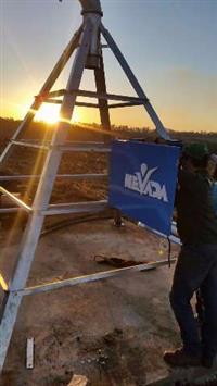 Pivô Central - Nevada Irrigação - Atendemos todo o Brasil