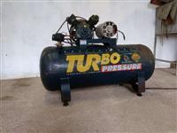 Compressor Pressure Turbo Profissional - Usado