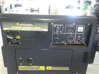gerador de energia com silenciador