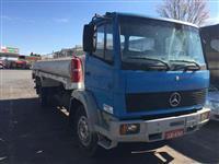 Caminhão Mercedes Benz (MB) 1214 ano 96