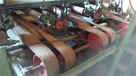 Conjunto de máquinas pré classificadoras