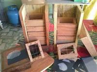 caixa racional para abelhas JATAÍ