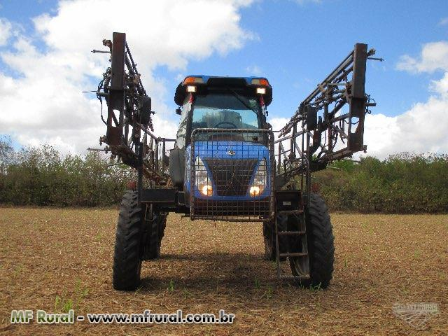 Pulverizador Autopropelido New Holland SP 3500