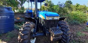 Trator New Holland 7630 4x4 ano 16
