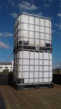 Container IBC de 1000 lts