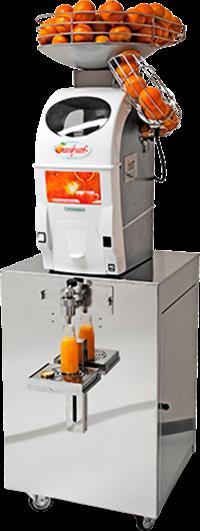 Maquina de fazer suco de laranja Oranfresh OR M5 Elite - Italiana