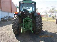 Trator John Deere 6300 4x4 ano 00
