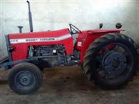 Trator Massey Ferguson 265 4x2 ano 74